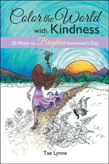 """Color the World with Kindness"" book cover"