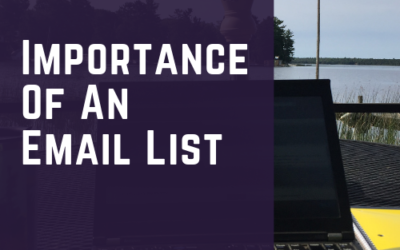 Importance Of An Email List