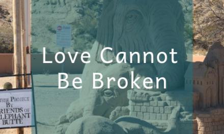 Love Cannot Be Broken