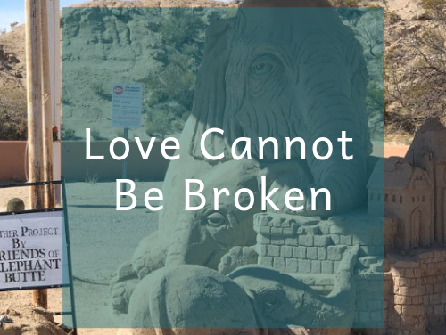 Love Cannot Be Broken