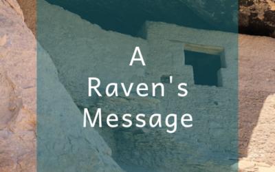 A Raven's Message