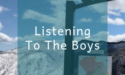 Listening To The Boys