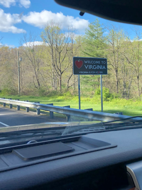 Virginia State Line