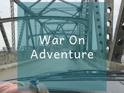 War On Adventure