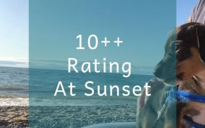 10++ Rating At Sunset