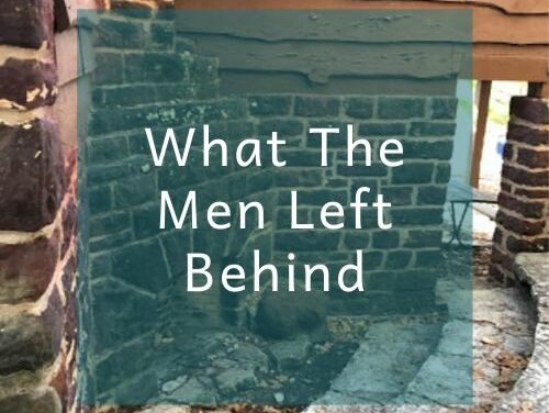 What The Men Left Behind