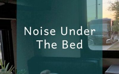 Noise Under The Bed